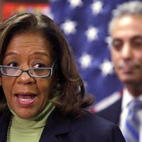 Former Chicago Public Schools CEO Barbara Byrd-Bennett has been indicted on corruption charges following a federal investigation into a $20 million no-bid contract. She made her initial court appearance on the charges on Tuesday.