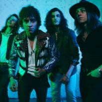 Rock 'n' roll's hottest new band plays Des Moines next weekend