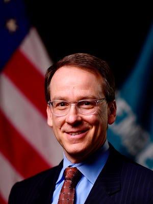 Rick Geisenberger is Delaware's Secretary of Finance.
