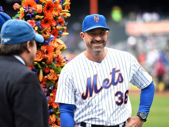Mickey Callaway is entering his second season managing the New York Mets.