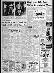 This Week in BC Sports History - May 7, 1965