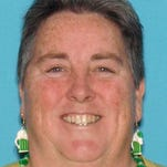 Catherine Perry is charged with fraudulently obtaining Sandy aid.