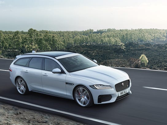 New wagons from Volvo and Jaguar