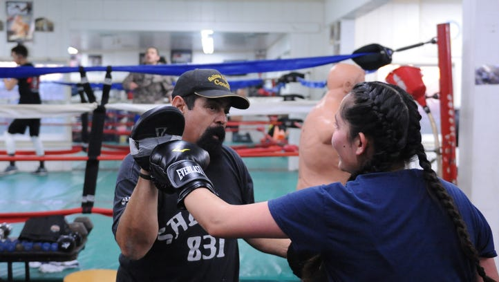 Despite its past, Salinas Boxing Club keeps serving young boxers