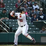 Coming to America has been a challenge for Red Wings' Korean-born slugger ByungHo Park