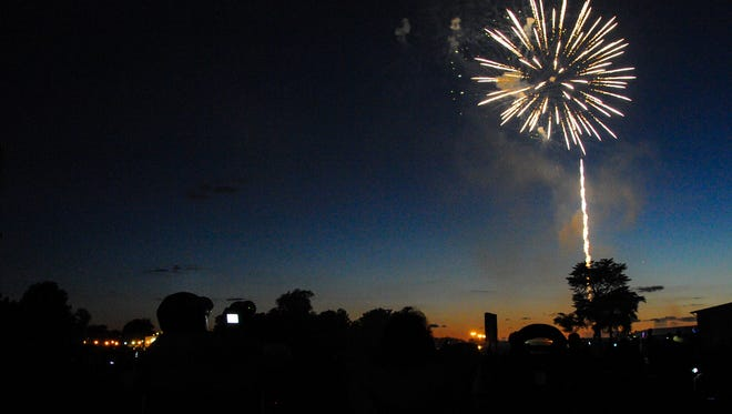 Red White and BOOM! will return to Salisbury on July 4, this year at the Wicomico Youth & Civic Center.