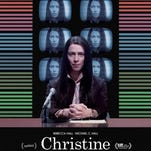 Movie review: Rebecca Hall marvelous in 'Christine'