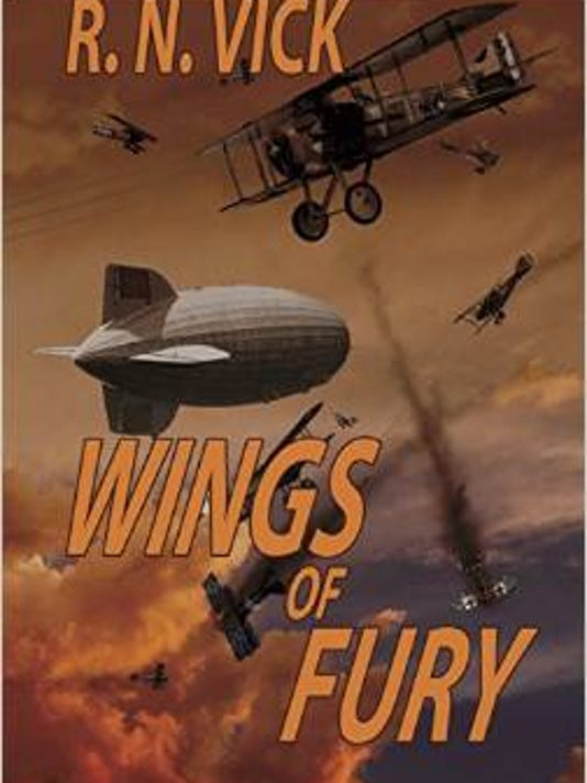 Wings Of Fury A Sky High Tale