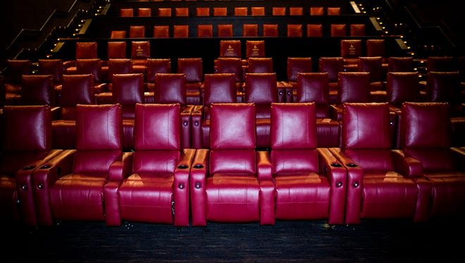 AMC Showplace Muncie 12 added reclining leather chairs, an IMAX theater, new food items and is near completion on a bar installation.