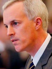 Sen. David Blount has pushed for campaign finance reform.