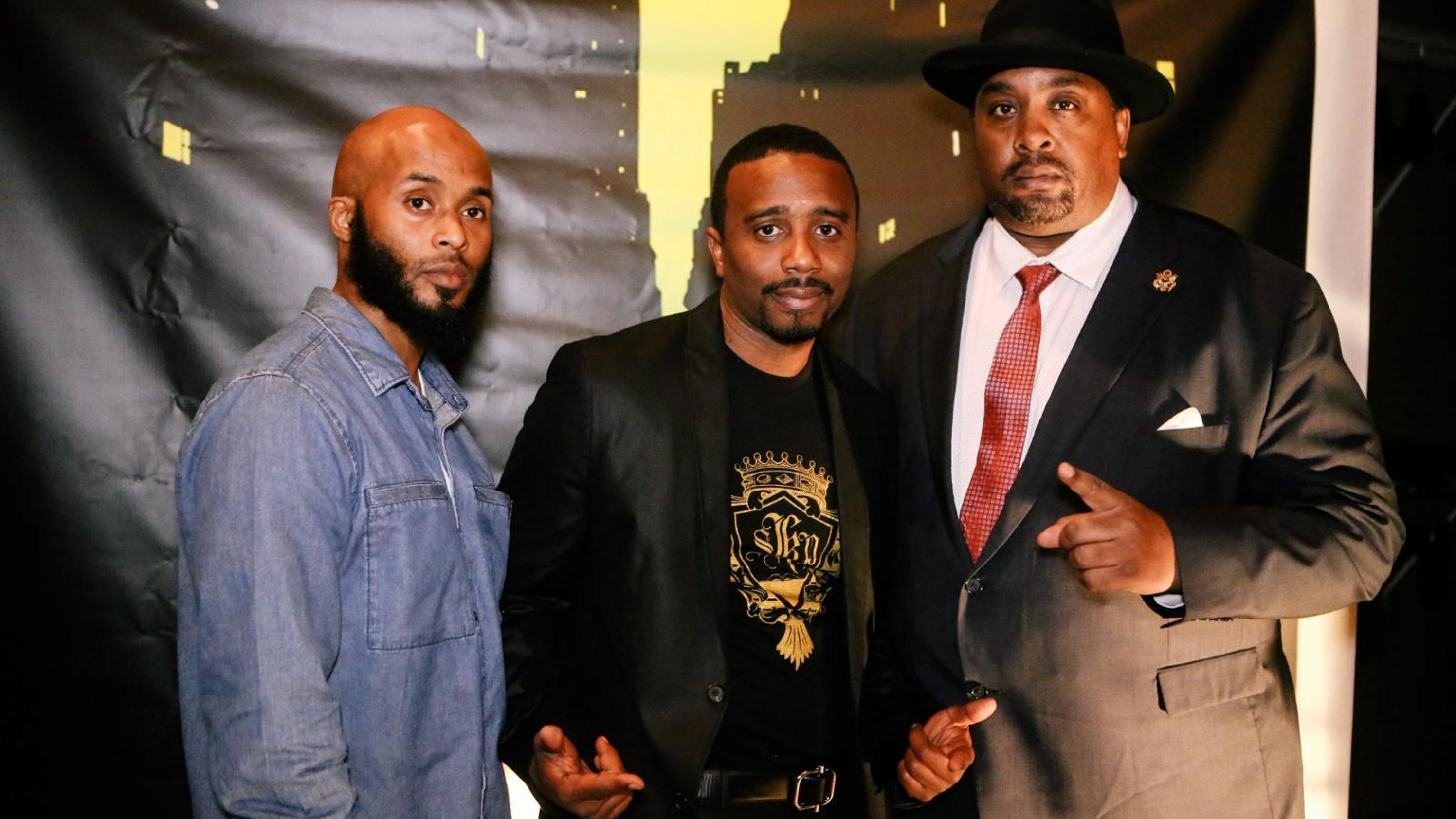 Hip hop legend eric b teams with delaware publishers kristyandbryce Images