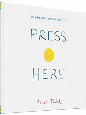 'Press This' by Herve Tullet