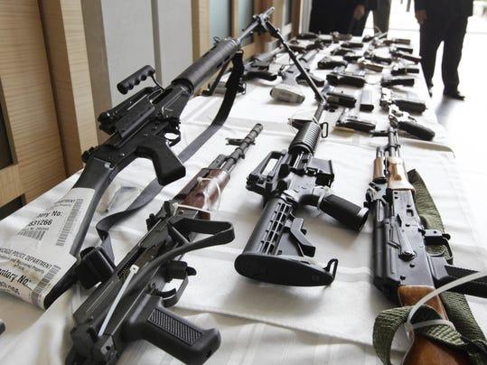 AP Poll Young Americans Gun Violence