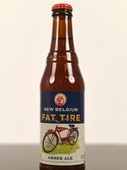 Fat Tire by New Belgium Brewing Co.