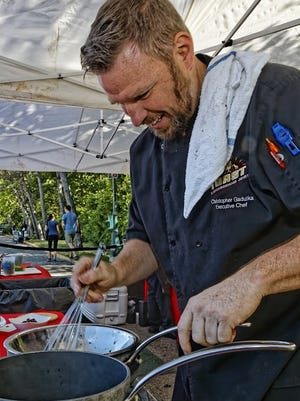 Chef Chris Gadulka from Toast will compete in Chef Clash