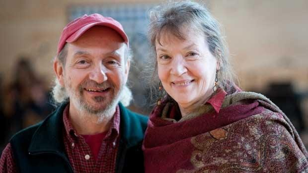 Jay Unger and Molly Mason perform Jan. 30 during the annual Winter Hoot at The Ashokan Center, Jan. 29-31.