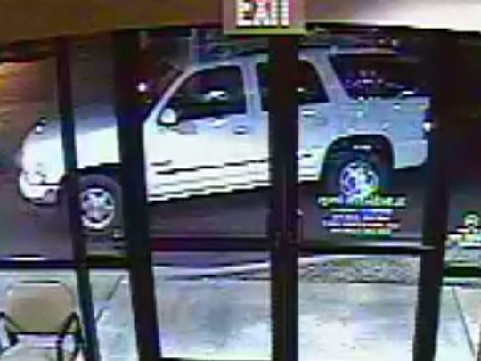 Car pharmacy burglars drove
