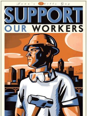 Iowa's Skills Gap: Support Our Workers