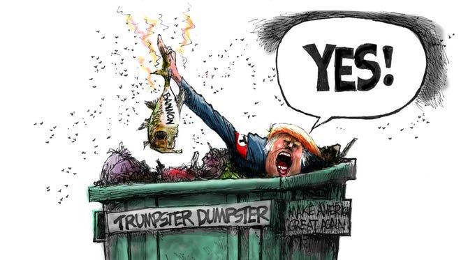 Cartoon for Nov. 16, 2016.