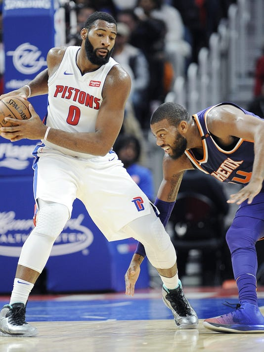 Sporting News: Pistons' Drummond should be All-Star