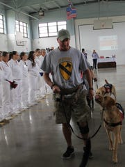 Patriot Paws Service Dogs provides service dogs at