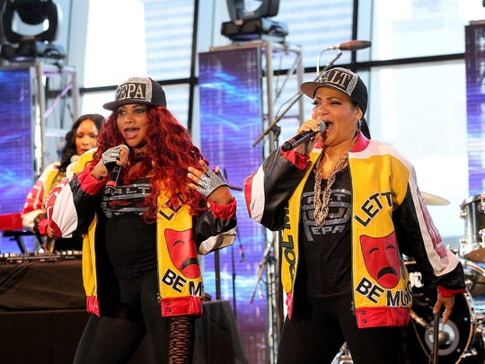Salt-N-Pepa will perform on April at the Indiana Convention Center.