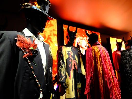 Iconic on-stage clothing worn by Mick Jagger is among