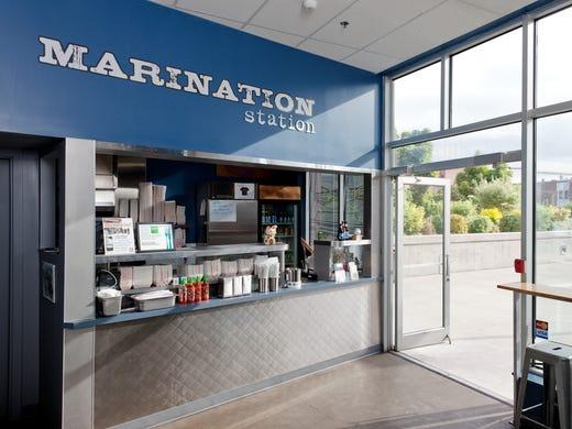 Marination Station Food Truck Seattle