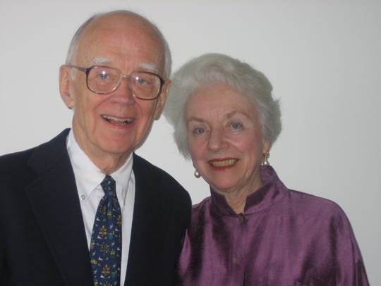 Madeleine May Kunin and John W. Hennessey Jr. were