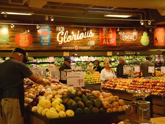 Lucky's Market opened in January 2016 to anchor Naples