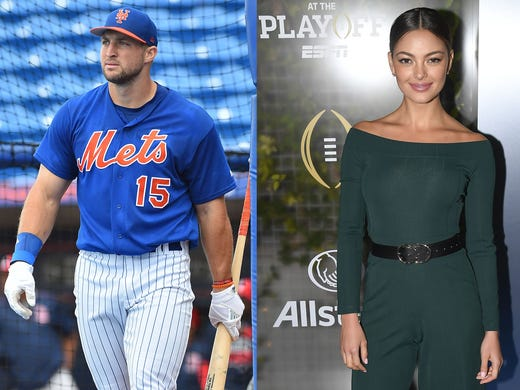 Tim Tebow Engaged To Former Miss Universe Demi Leigh Nel