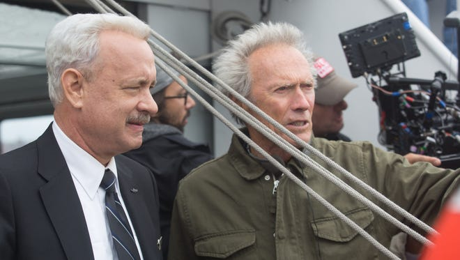 """A behind the scenes look at """"Sully"""" starring Tom Hanks."""