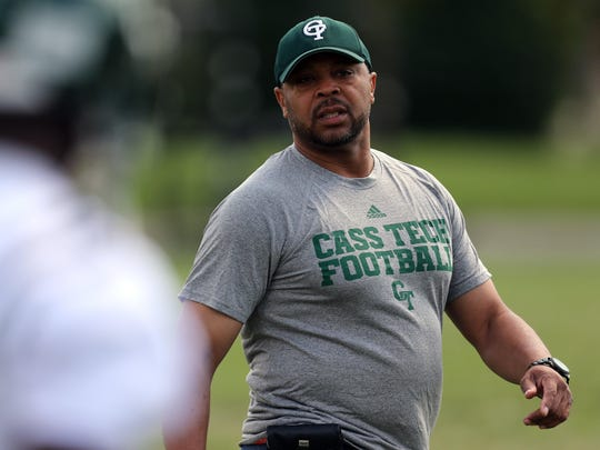Detroit Cass Tech coach Thomas Wilcher thinks college football should have two signing dates, like college basketball does.