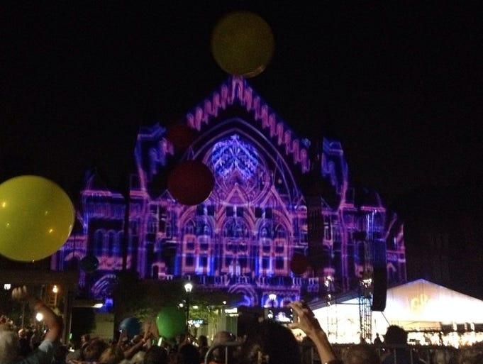 Balloons. #lumenocity #nofilter