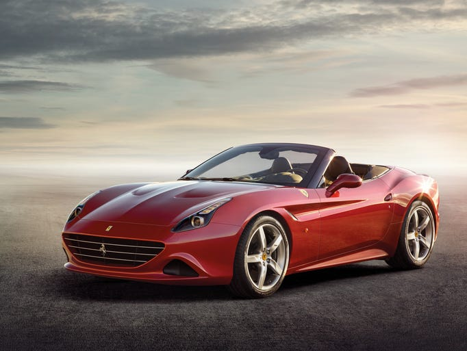 More than ready to get over the winter chills? Pave the way for warmer days by checking out some convertible options sure to give drivers spring fever. For starters, you can blow your hair back by deploying the hardtop on this 2015 Ferrari California T in 14 seconds.
