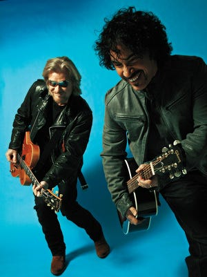 Hall & Oates will play DTE on Monday.
