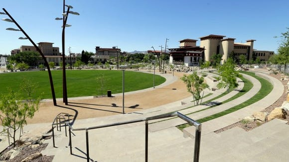 University of Texas at El Paso Centennial Plaza
