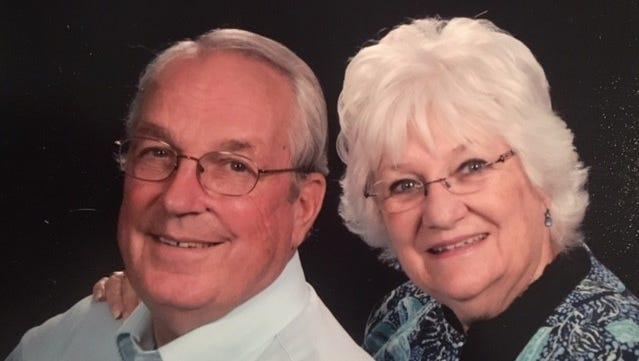 Joe and Linda Molter