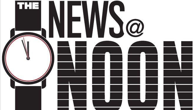 Join the News @ Noon on Wednesdays!
