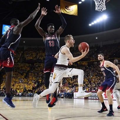 NCAA Tournament projections: Just two Pac-12 Conference teams in March Madness?