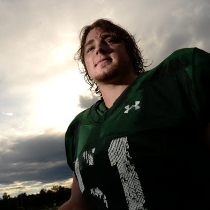 FORT COLLINS, CO - AUGUST 08: CSU tackle Ty Sambrailo