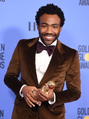 Donald Glover is in the Academy.