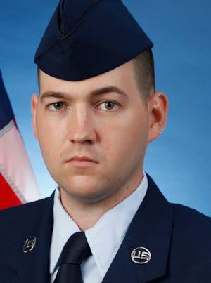 Airman 1st Class Marcus Makela
