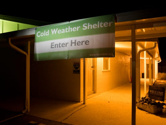 Cold Weather Shelter