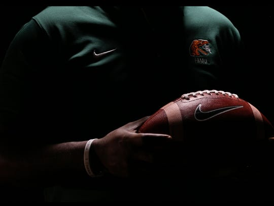 Florida A&M's athletic department shot a commercial