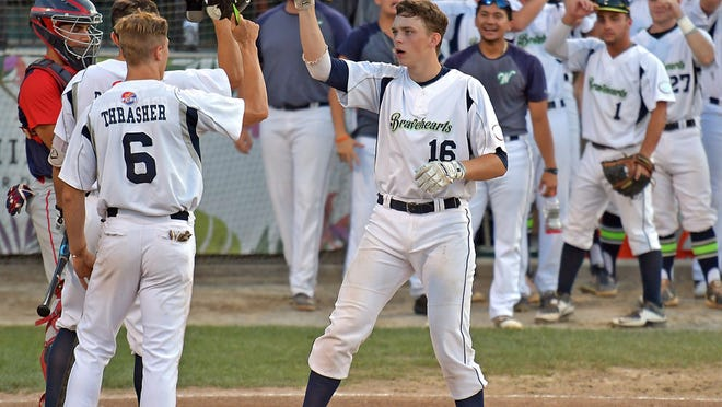 For the second game in a row Ben Rice delivered a Home Run Derby win for Worcester.