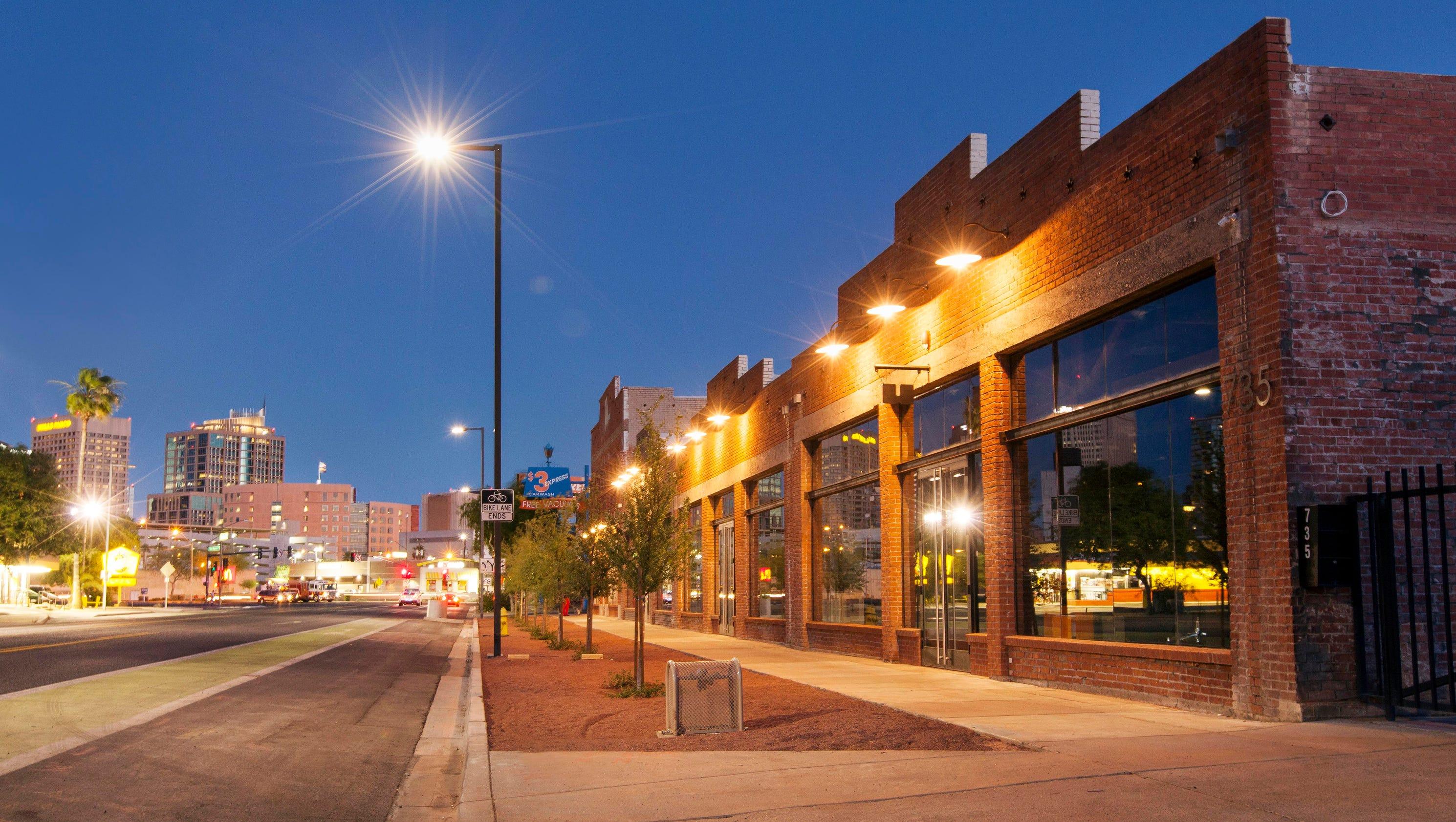 Phoenix Startup To Fill Historic Grand Avenue Building