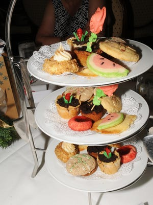Mariner Sands Country Club in Hobe Sound will be the setting for the Dec. 11Holiday Luncheon and Cookie Competition that will have chefs from 10area country clubscreating their best cookies to help raise money for Caring Children Clothing ChildrenInc.