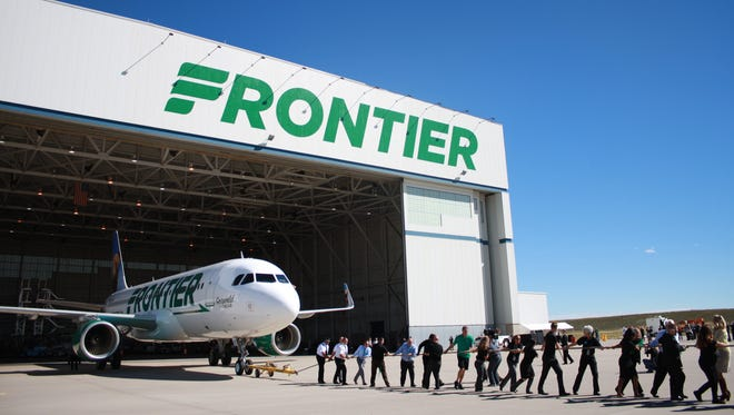 Frontier Airlines has cut its nonstop flights to the Philadelphia region from CVG.