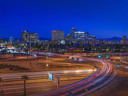 Downtown Phoenix housing projects